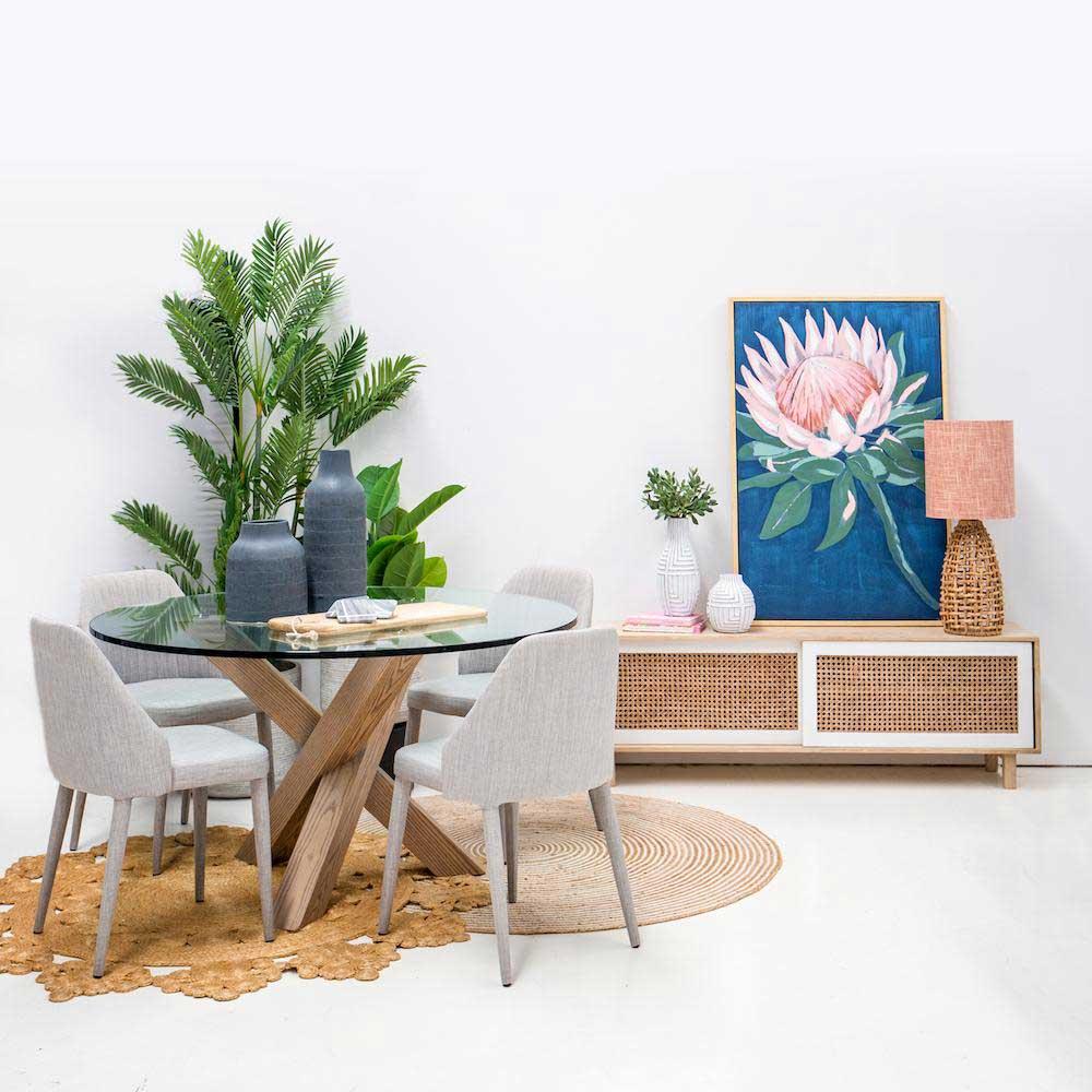 Flowers As Interior Decor