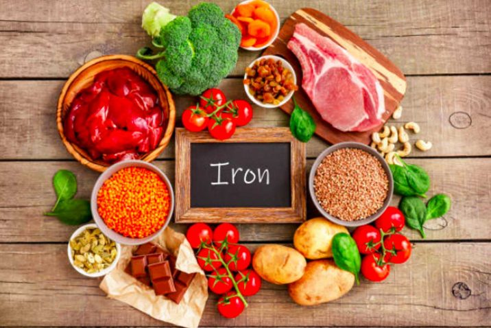 Lack of Iron Content Affect Your Body