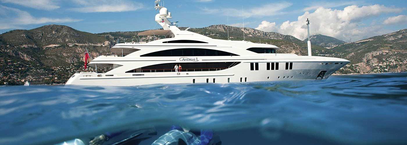 Use a Yacht Rental Service