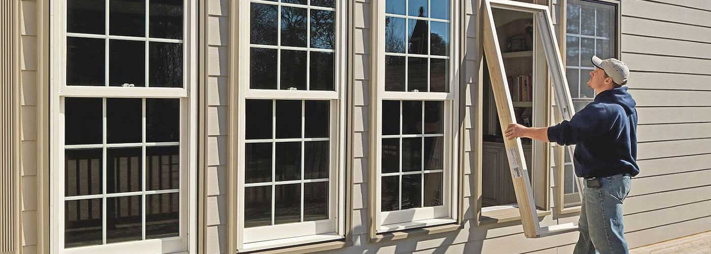 Various Types of Replacement Windows