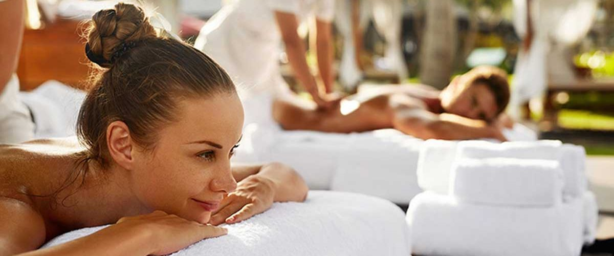 relax with a massage in Lexington