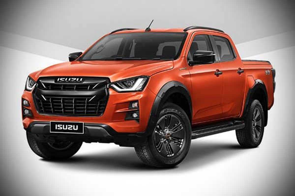 Isuzu D-Max – The All-Terrain Conquering SUV You Want