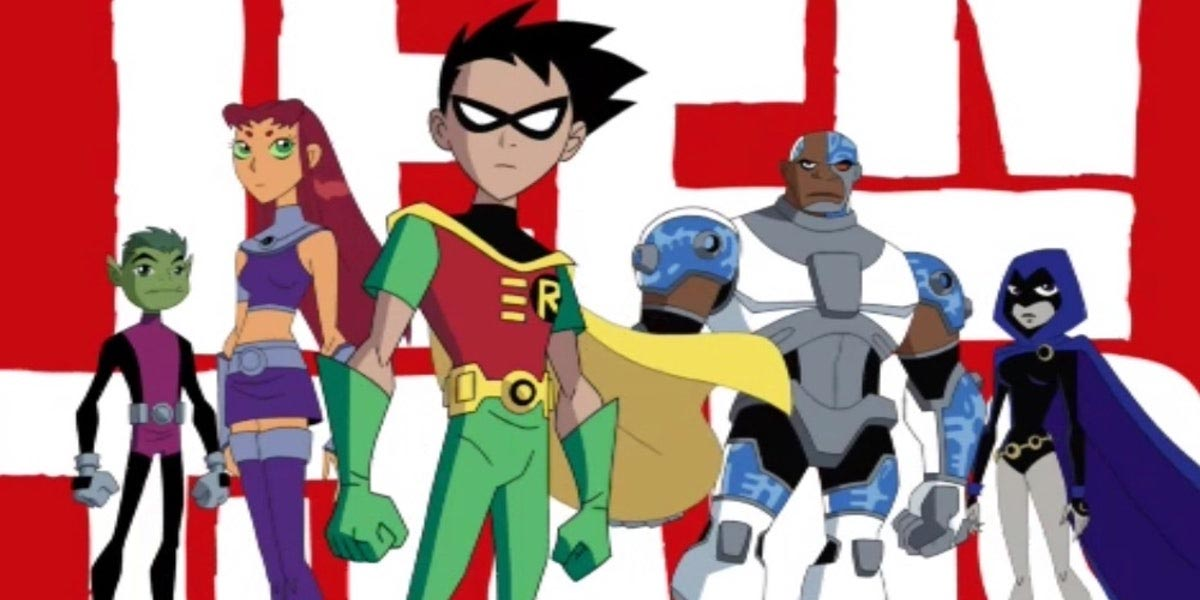 Teen Titans Season 6: Release Date