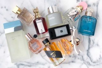 All the Types of Perfume