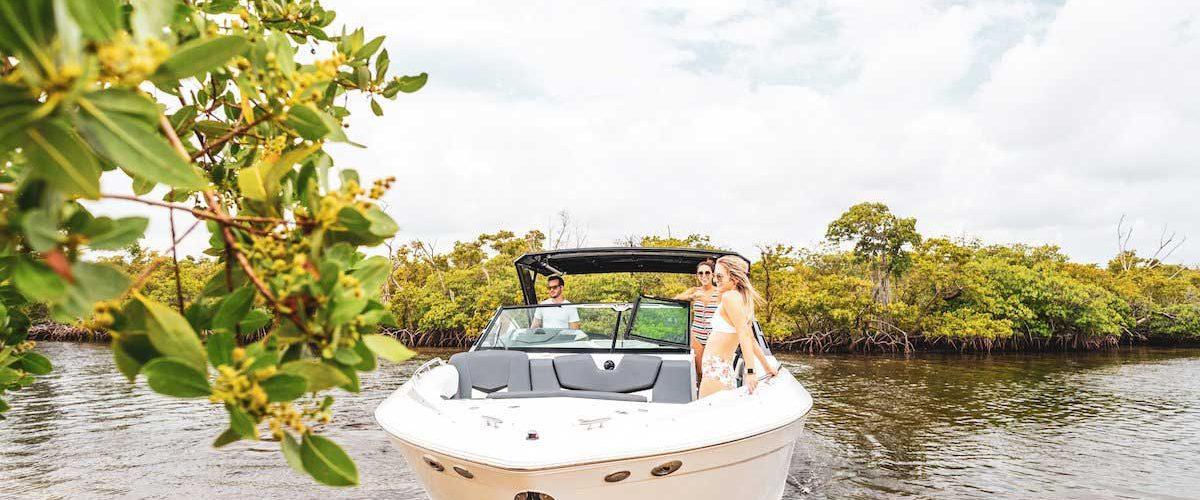 Boating Activities Summer