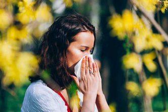 Reduce Hay Fever Symptoms