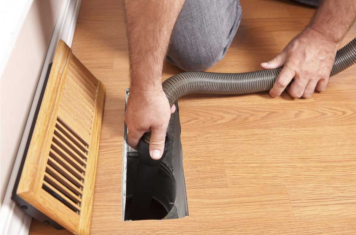 duct cleaning essential