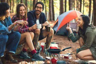 How to make camping fun