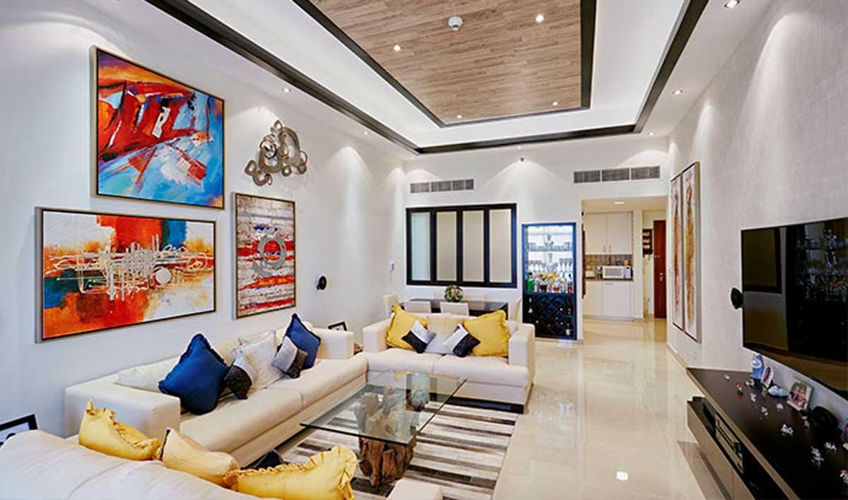 Plenty of Interior Space