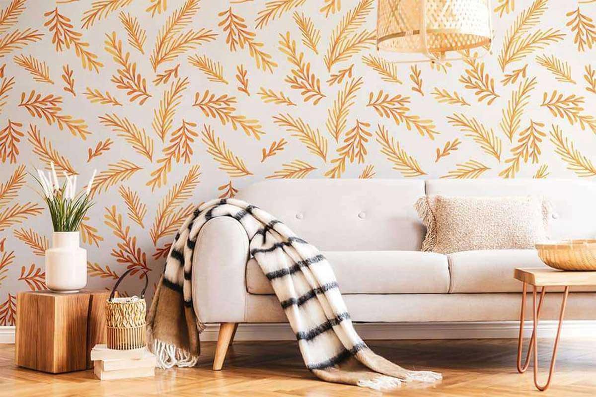 Stick Removable Wallpaper