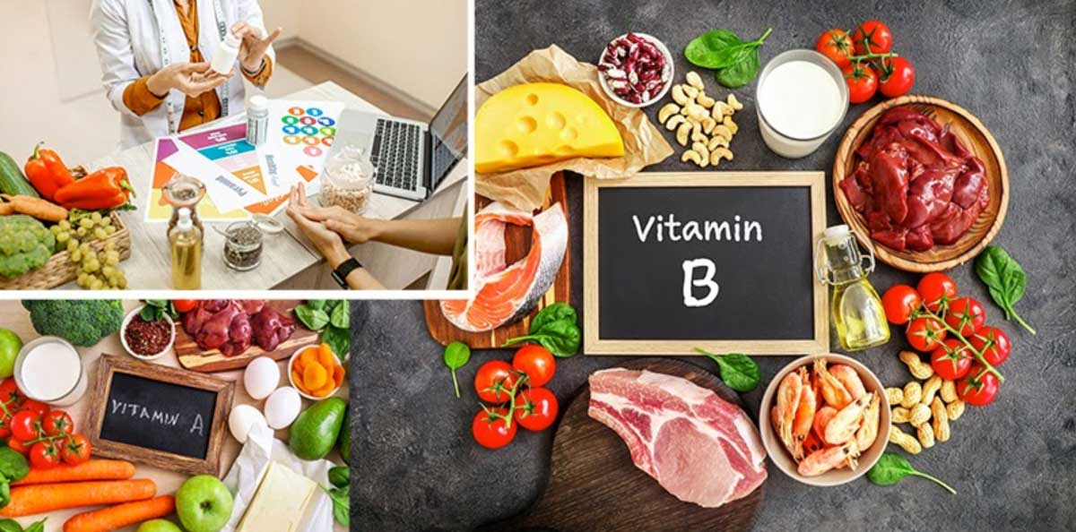 Vitamin Supplements Support Healthy