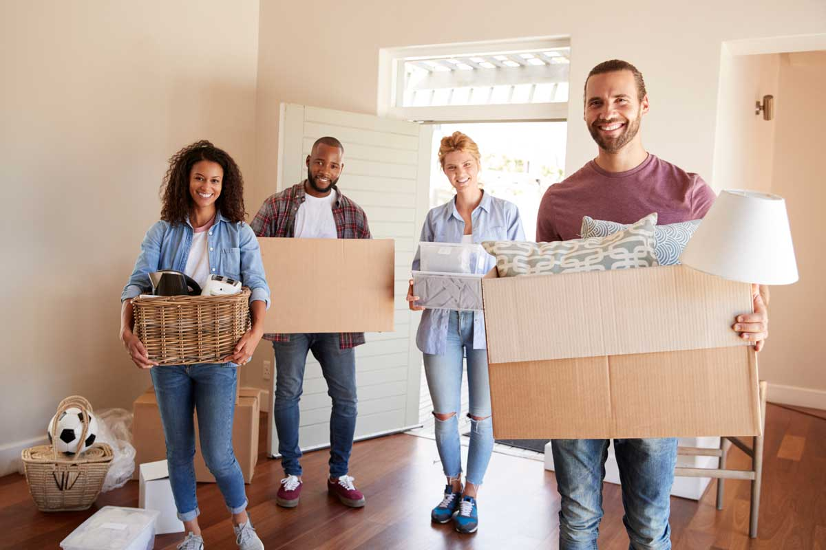 Before Moving Into Your New House