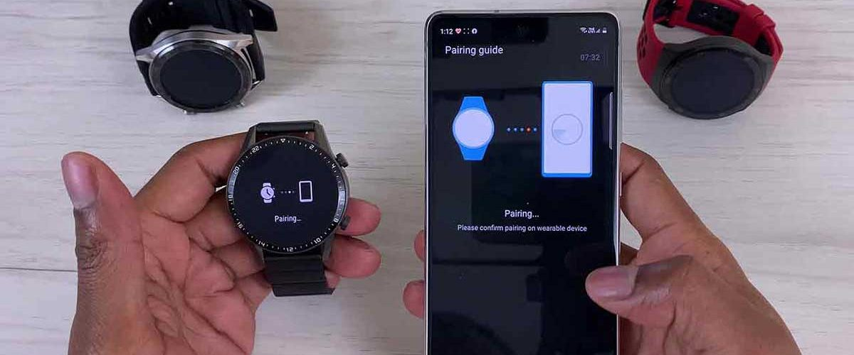 Huawei watch work with Samsung phones