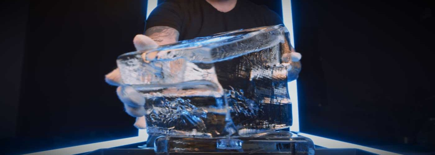 Ice Luge At Your Wedding