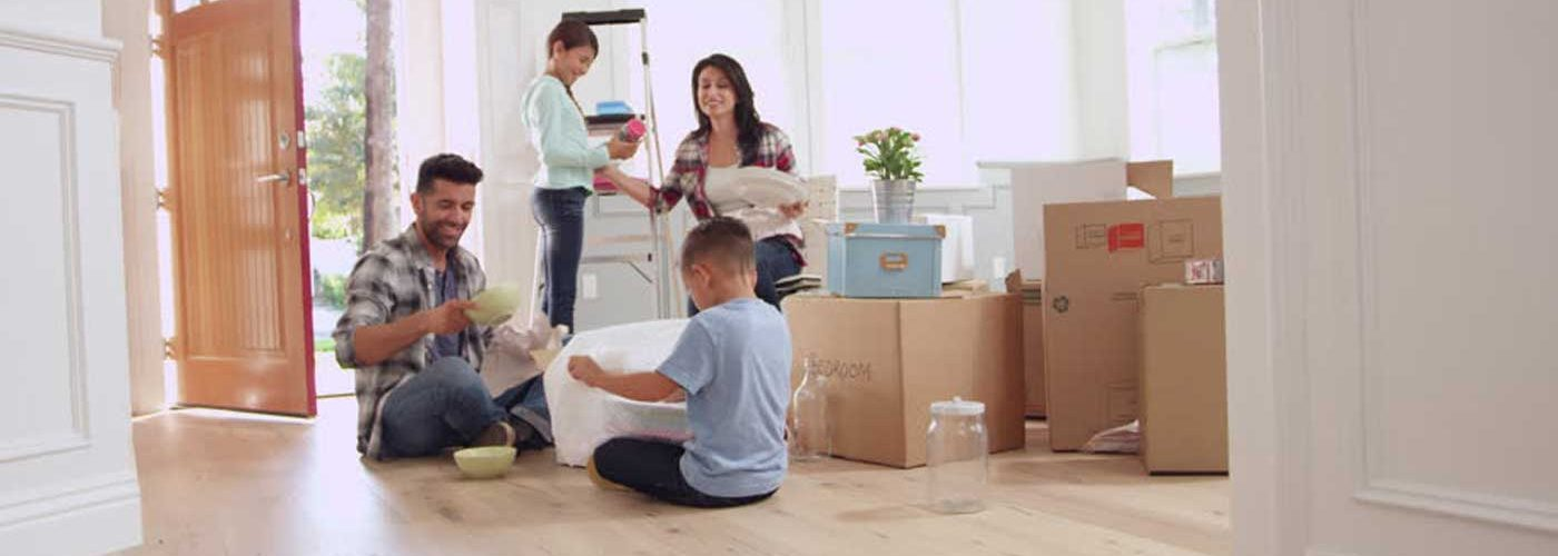 Moving Into Your New House